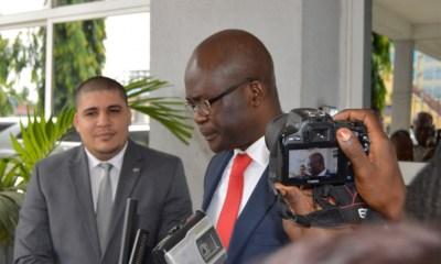 RDC, ANAPI, Cinq Projets, Investissements