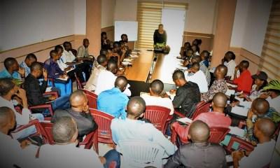 RDC : #JobFormation, Isabelle Ebambi au service des jeunes 9