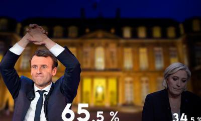 Elu Président, Emmanuel Macron ouvre une nouvelle page pour la France