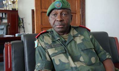 RDC : Des sanctions financières de Washington contre le Général François Olenga !