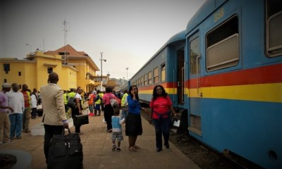 RDC : L'exploitation du train voyageur «Kinshasa-Matadi» génère des pertes pour la SCTP