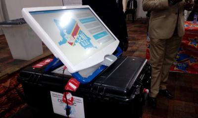 RDC: «Machine à voter», le système exige de la transparence sur les coûts et les risques! 13