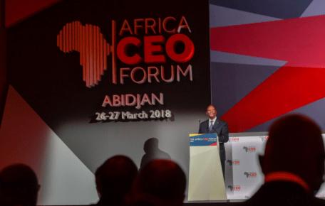 Africa CEO Forum 2018 se focalise sur la «transformation» 4