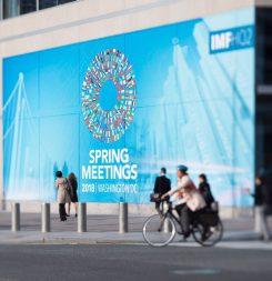 Monde: les assemblées de printemps FMI–Banque mondiale commencent à Washington! 2