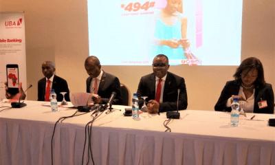 """RDC : l'UBA lance le service """"Ussd magic banking"""" et son application mobile ! 7"""