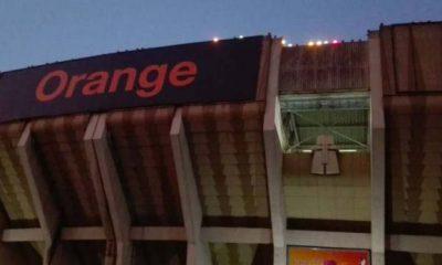 RDC : stade des martyrs, Orange affiche sa publicité sur la coupole pour 40 000 USD par mois ! 3