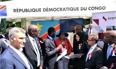 RDC: des opportunités d'investissements présentées au monde des affaires à Paris 1