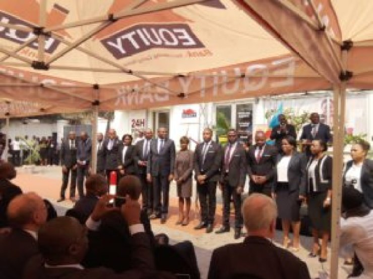 RDC : ProCredit Bank prend officiellement la dénomination d'Equity Bank ! 2