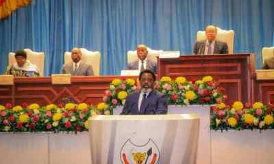 RDC: les chiffres de Joseph Kabila sur l'état de la Nation en 2018 1