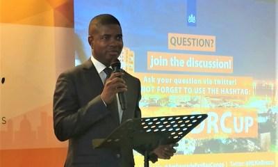 RDC: StartDRCup, Bienvenu Liyota rassure de l'appui de l'Etat aux PME! 1