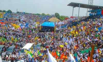 RDC : qui a financé le meeting du FCC au stade Tata Raphaël ? 15
