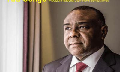 RDC: budget de l'Etat, le MLC projette 97,6 milliards USD en cinq ans 6