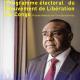 RDC: budget de l'Etat, le MLC projette 97,6 milliards USD en cinq ans 7