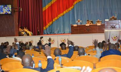 RDC : la loi des finances pour l'exercice 2019 adoptée à l'Assemblée nationale ! 8