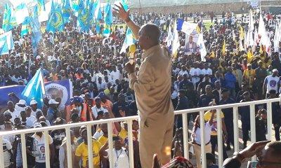 RDC: traque de kuluna en cravate, promesse électoraliste ou ferme conviction de Shadary? 8