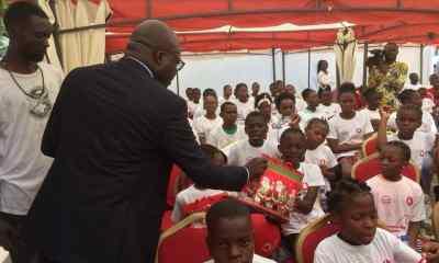 RDC : Vodacom Congo partage avec les démunis ! 6