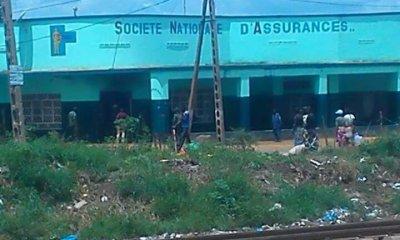 RDC : la SONAS condamne l'incendie de son agence de Kampemba à Lubumbashi 4