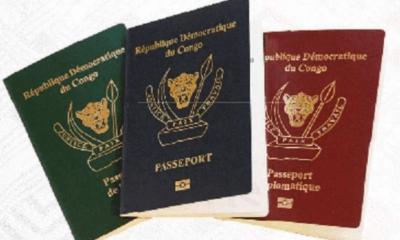 RDC : SEMLEX suspend la production de passeports de services et diplomatiques ! 20