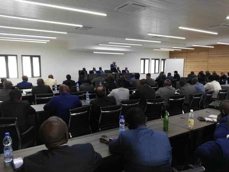 Kamerhe aux miniers : « nous aurons bientôt une conférence minière ! » 2