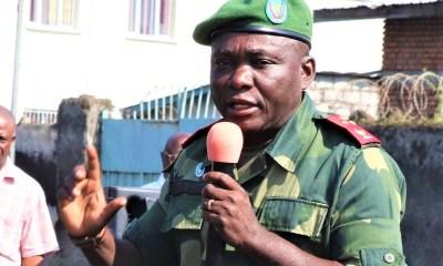 RDC: le député Lubaya appelle à une action disciplinaire contre le général Amisi Kumba 18