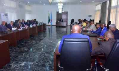 RDC : lutte contre Ebola, les quatre décisions prises par l'exécutif national 14