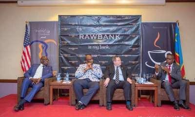 RDC-USA : Patrick Onoya propose la mise en place d'un cadre de suivi des échanges commerciaux 16