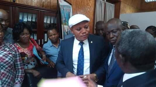 RDC : des candidatures déposées aux sept postes du Bureau de l'Assemblée nationale 3