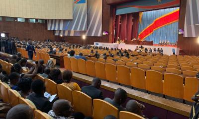RDC: Assemblée nationale, des candidats au Bureau présentent leurs visions 37