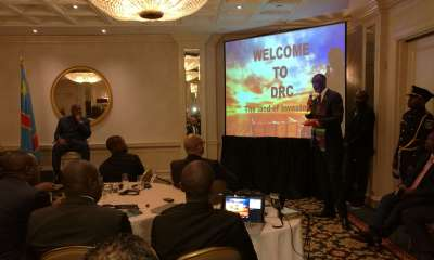 USA : «investir en RDC» au centre d'une conférence-débat à Washington ! 7
