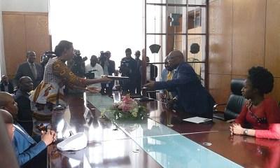 RDC : le Bureau Mabunda prend la gestion de l'Assemblée nationale 27