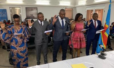 RDC : ARCA, les treize premiers officiers de police judiciaire prêtent serment ! 106