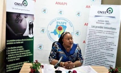 RDC : la réforme de la CNSS contribue à l'amélioration du climat des affaires ! 4