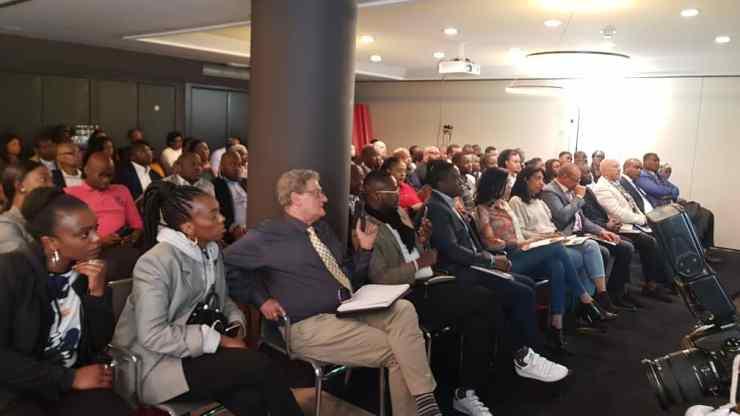 RDC: Equity Bank promeut son offre «Diaspora Banking» à Bruxelles 2