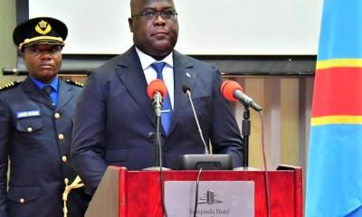 Tshisekedi aux gouverneurs des provinces: «le temps de l'impunité tant décriée est révolu» 6