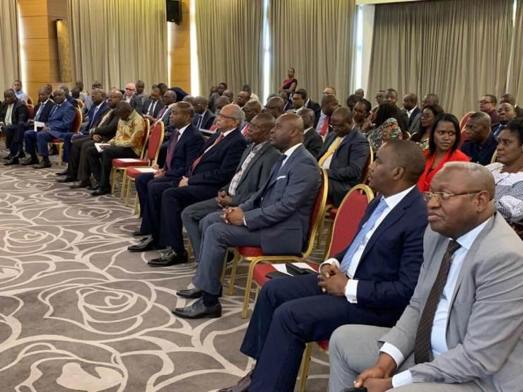 RDC : ARCA, remise d'agréments aux six premières sociétés d'assurance ! 2