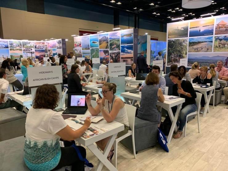 Durban : ouverture du salon africain du tourisme Indaba 2019 3