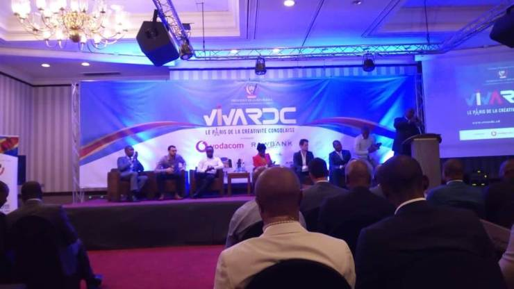 RDC : Rawbank accompagne des entrepreneurs aux assises high-tech à Paris 2