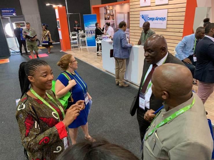 Durban : Tam-Tam Guide RDC reçoit le prix «argent» du South african tourism 3