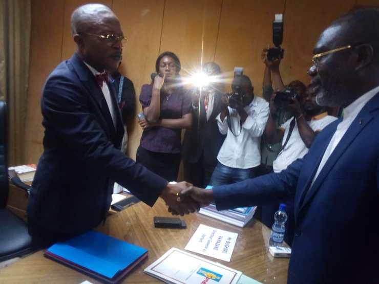 RDC : SONAS, le nouveau Comité dirigé par Bonyeme Ekofo s'installe ! 2