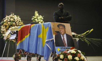 RDC : obsèques d'Etienne Tshisekedi financés par le trésor public 5