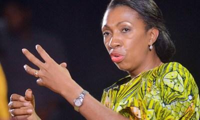 Jeanine Mabunda: «les congolais sont fatigués de la politique politicienne» 4