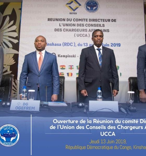 Afrique : la RDC honorée par 18 Conseils des chargeurs ! 66