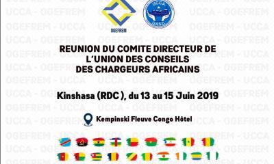 RDC : le Conseil des chargeurs africains se tiendra du 13 au 15 juin à Kinshasa 64