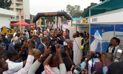 RDC: des firmes françaises réalisent environ 2 milliards USD de chiffre d'affaire par an 62