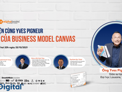 Zoom Việt Nam tài trợ CSMO-Yves Pigneur-Business Model Canvas