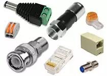 Konektori za video nadzor