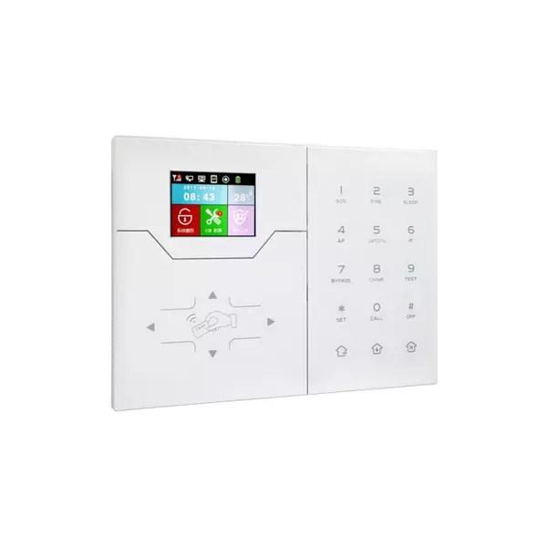 Alarmni sistem uniguard UG-C004 alarm bezicni za kucu stan vikendicu, trafiku, poslovni prostor