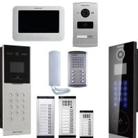 interfonski sistemi, video interfon, audio interfon, interfoni za zgrade, stan, kucu, parking