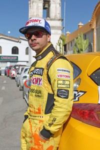 Mario Hart- Changan Rally Team