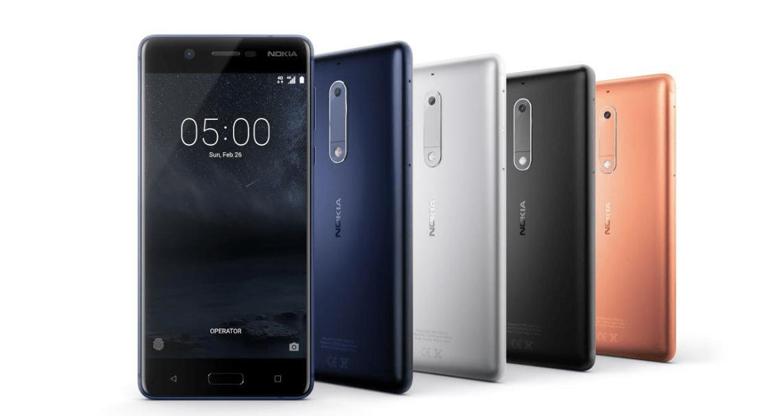 Nokia 5 ya cuenta con la actualización a Android 9 Pie.png